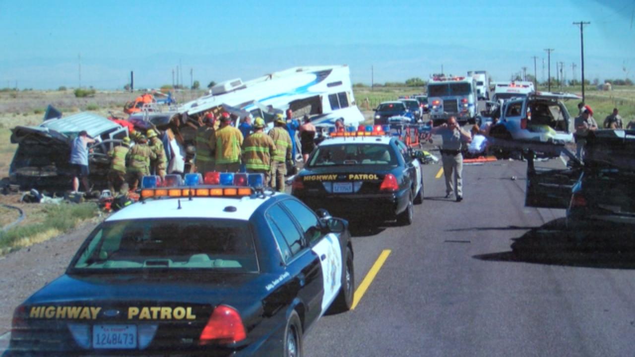 DUI crash survivor shares her story