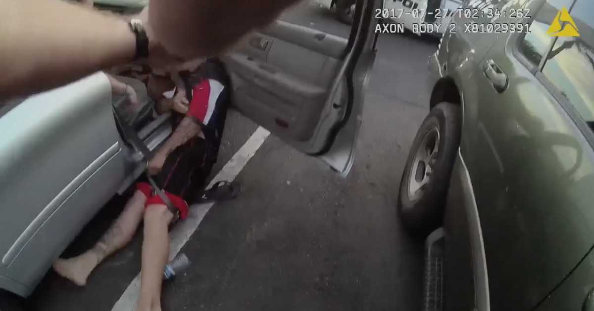 Abuse of Force: Bodycam video shows man tased 11 times