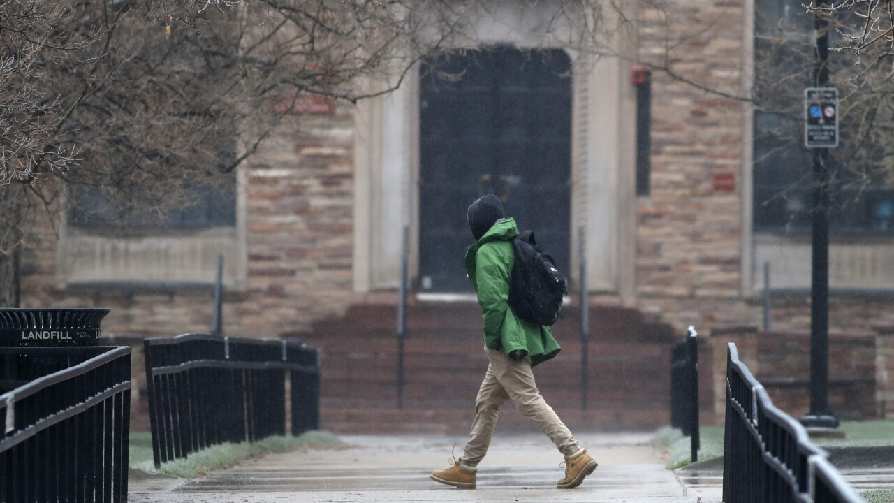 COVID-19 outbreak at CU Boulder now the largest in Colorado, state data says