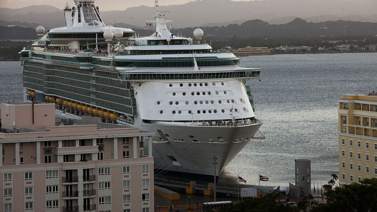American toddler dies after falling from cruise ship docked in Puerto Rico