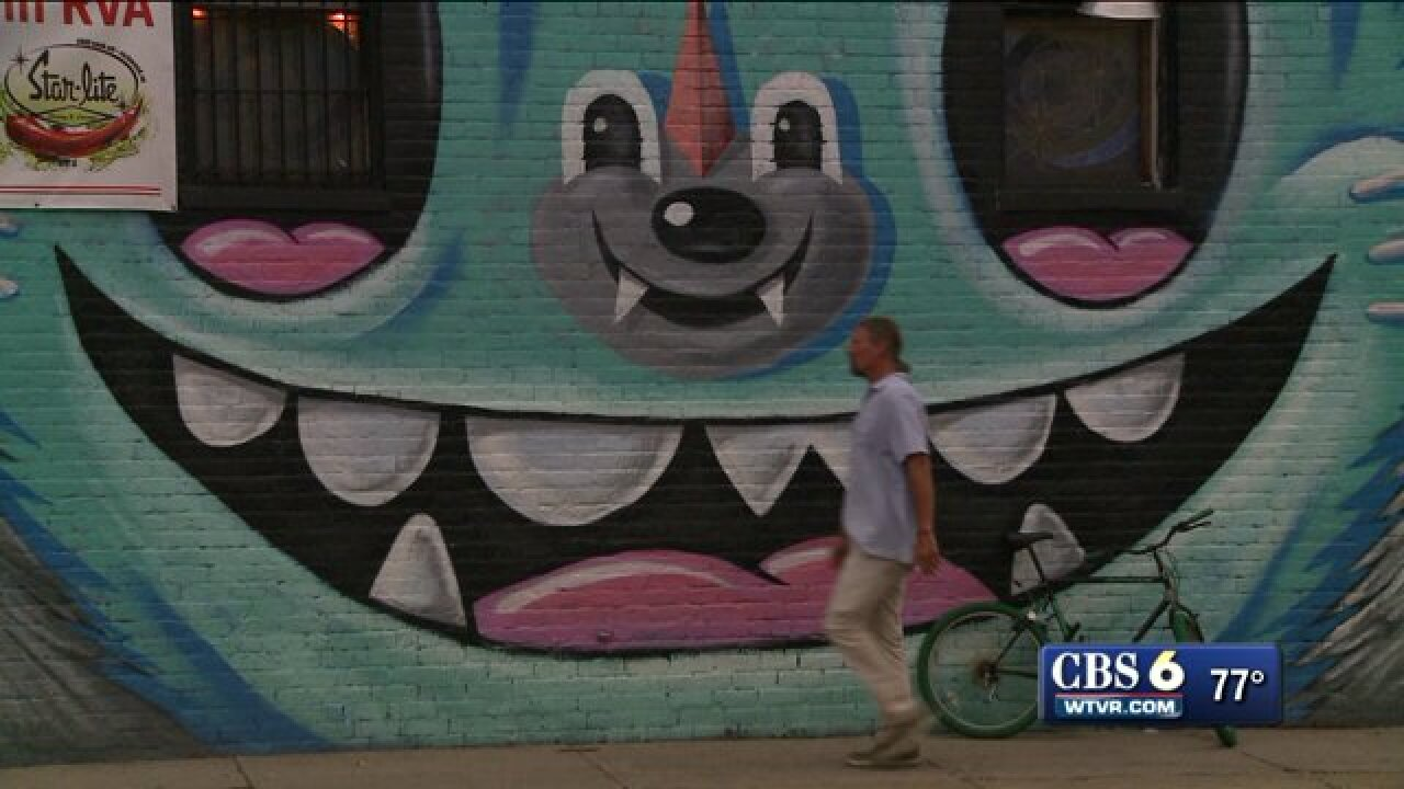 HOLMBERG: How many offbeat murals are enough for RVA?