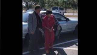 Vicasso Lara in custody.