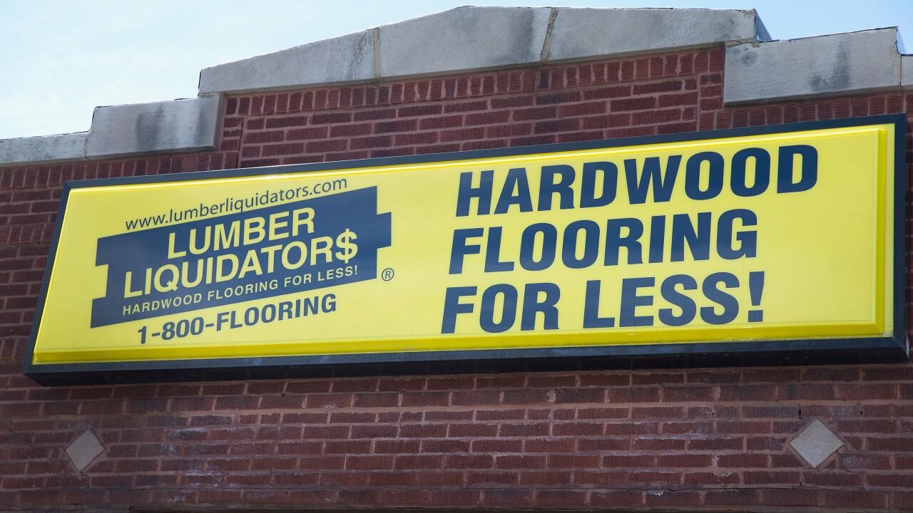 Henrico-based Lumber Liquidators pays $33 million inpenalties