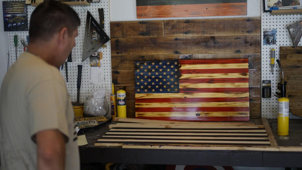 burdick custom flags 2