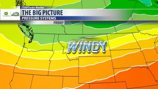 Montana Ag Network Weather: July 18th
