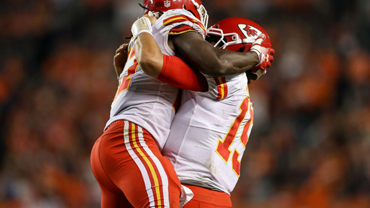 4th and 1: Chiefs take winning ways to Cleveland