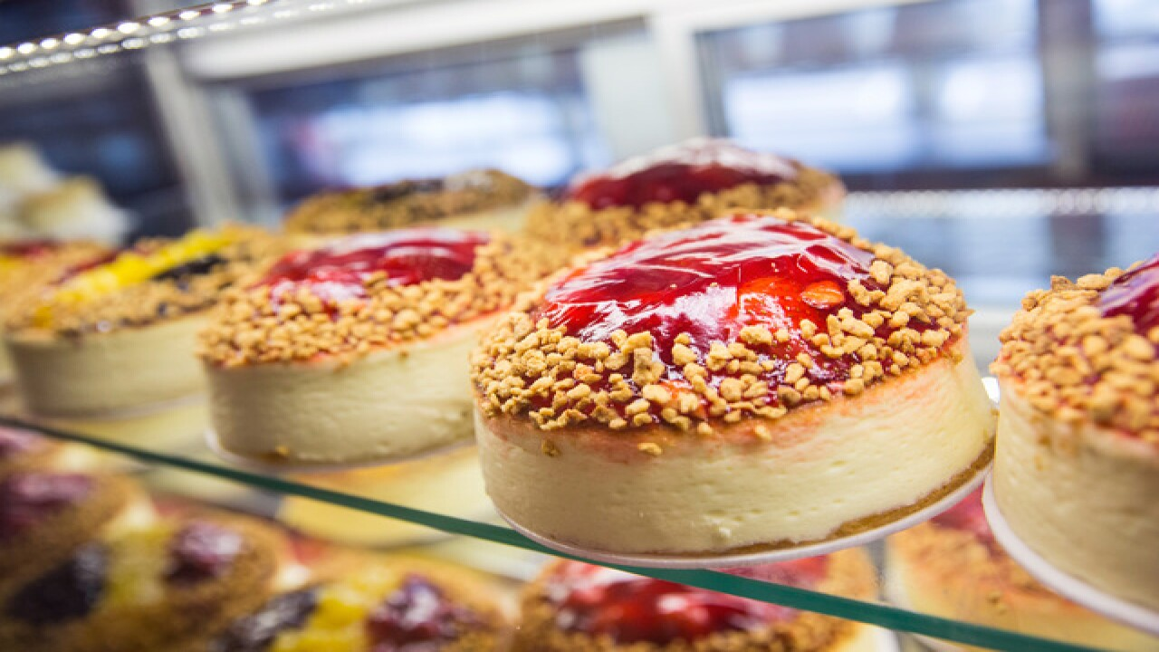 It's time to celebrate. July 30 is National Cheesecake Day!