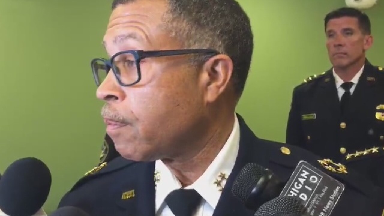 LIVE: DPD to speak about Dallas shootings