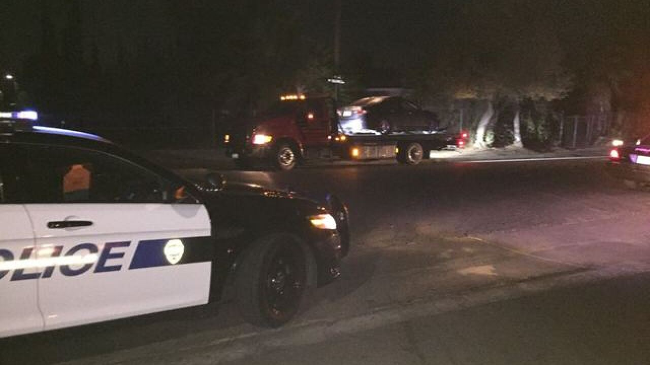 Two injured after shooting in East Bakersfield