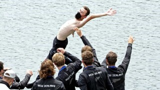 Olympic Rowing Day 7: Kiwi men, Canada women golden in eights; single-sculls gold for Greece, New Zealand