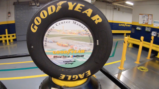 Buckeye Built: Goodyear Tire and Rubber Company