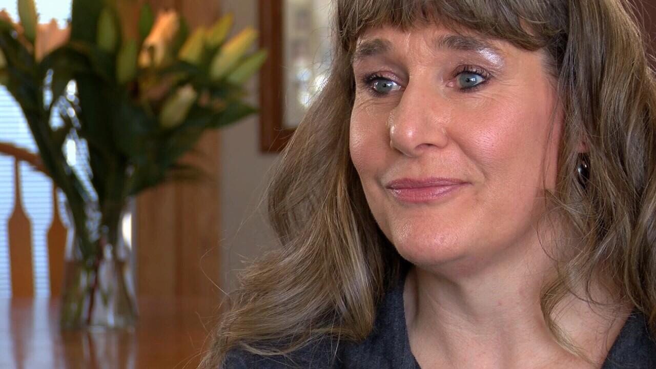 Breast cancer survivor Michelle Barthelmess