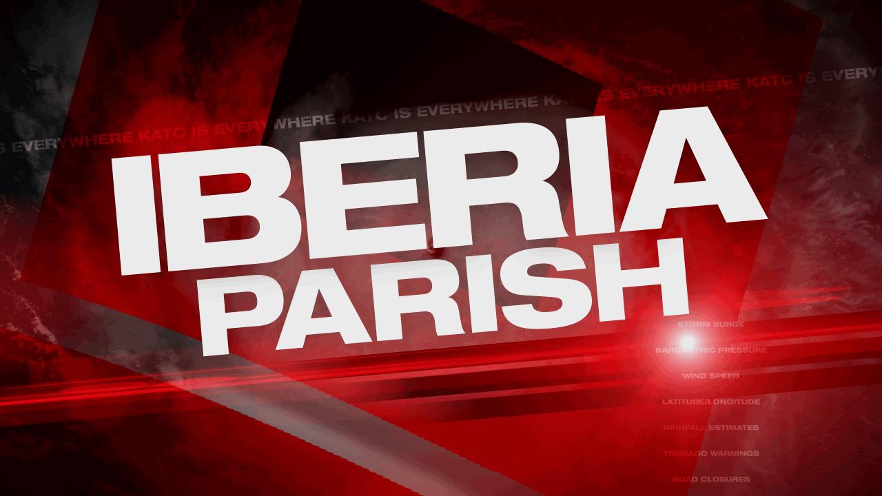 IBERIA PARISH: Damage reports