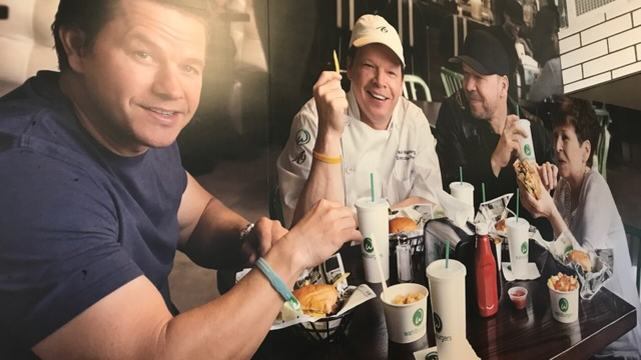 Wahlburgers gets ready to open soon in Olathe