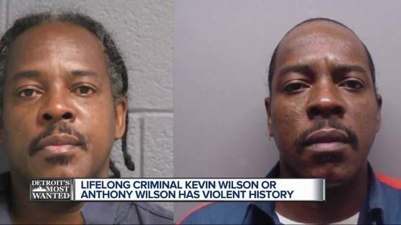Detroit's Most Wanted: Kevin Wilson, Anthony...