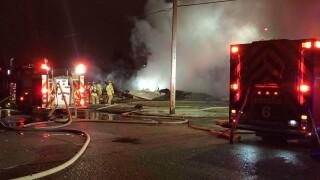 Warren Fire Investigation 2