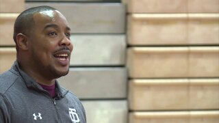 The one word Coach Keyode Rogers used to change the culture at Thomas Dale High School