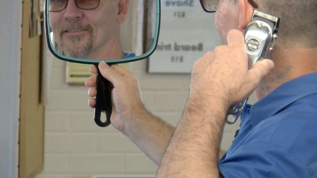 Hair care experts provide grooming tips for stay-at-homers
