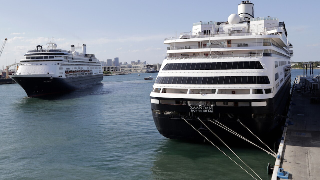 Cruise ships worldwide to test everyone for COVID-19 before embarking