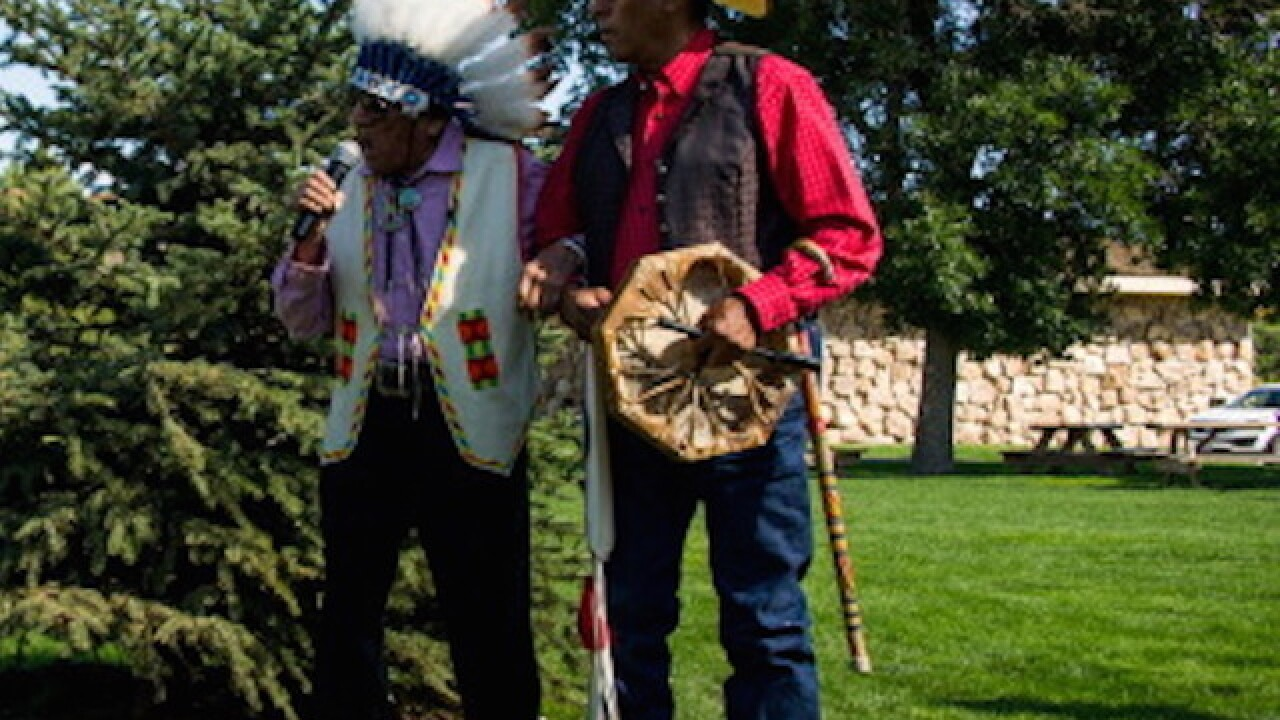 War hero Joe Medicine Crow dies at 102