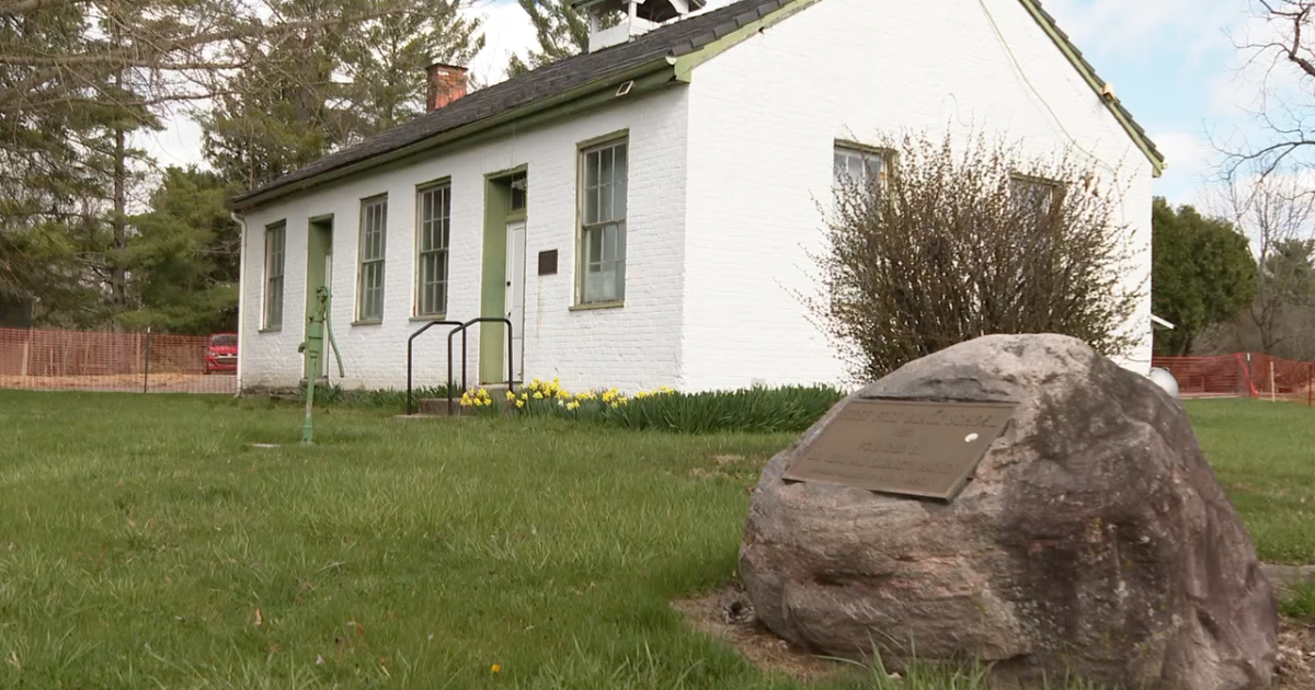 Historical society fundraising to highlight Ohio's first-ever school for Black children