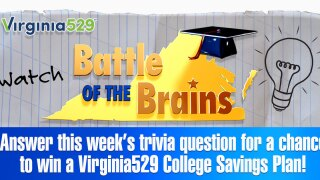 How you could win Virginia529 College Savings Plan🎓