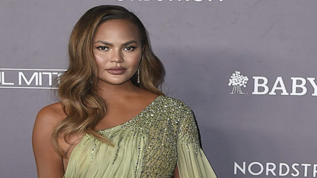 Chrissy Teigen Got A Tattoo Honoring Her Late Son Jack