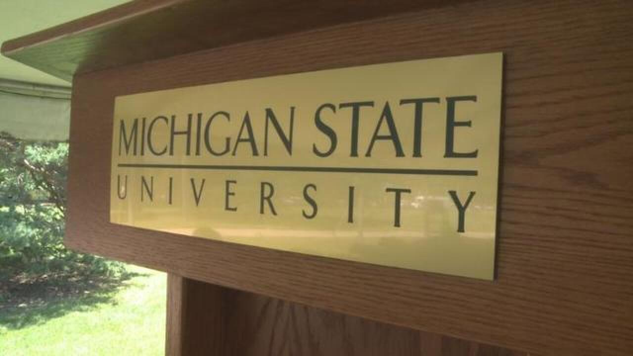Michigan State University hires a law firm for its Title IX review