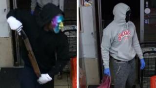 Columbus Market Robbery Suspects