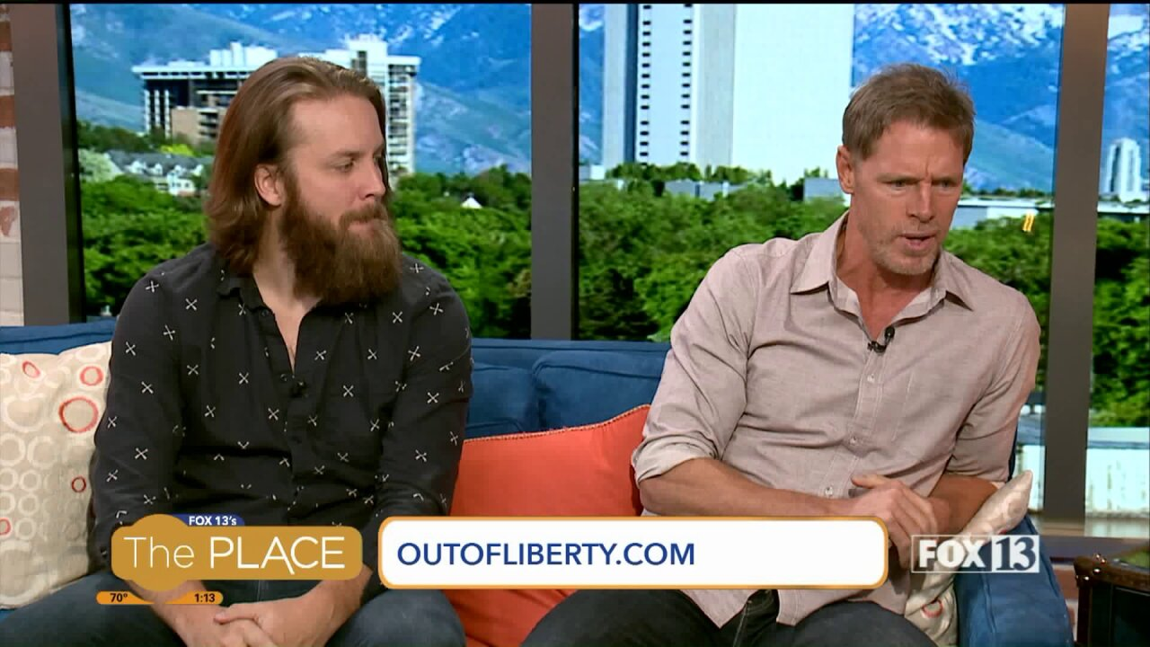 World premiere for 'Out of Liberty' held inUtah