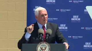 MikePenceMichiganvisit