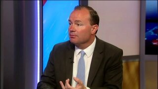 Senator Mike Lee apologizes after making light of 'power shields' at Provo elementary school