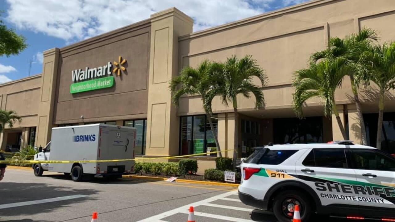 Walmart Neighborhood Market Port Charlotte