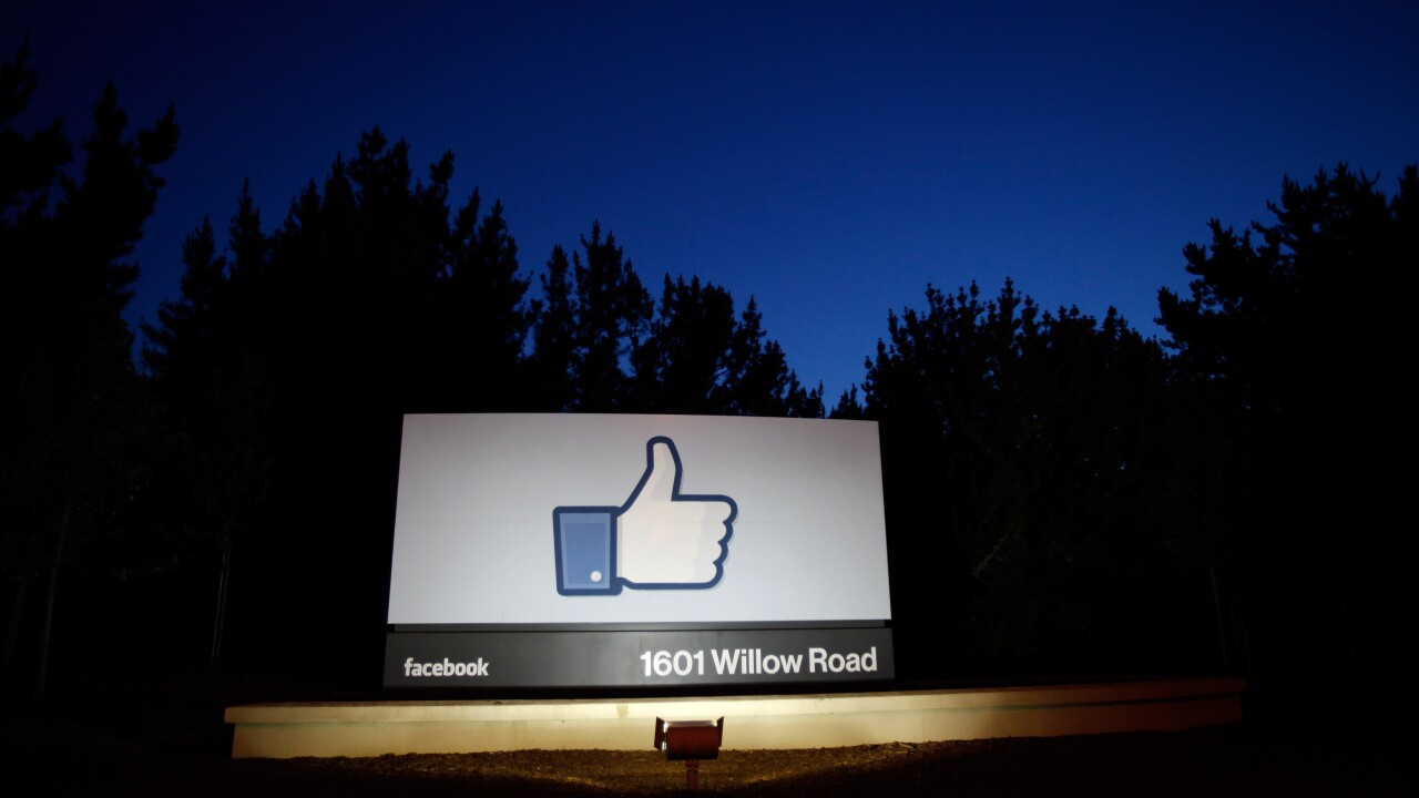 Part of Facebook's headquarters evacuated due to sarin scare