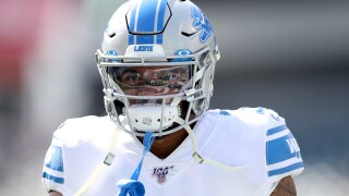 Lions activate RB Kerryon Johnson from injured reserve