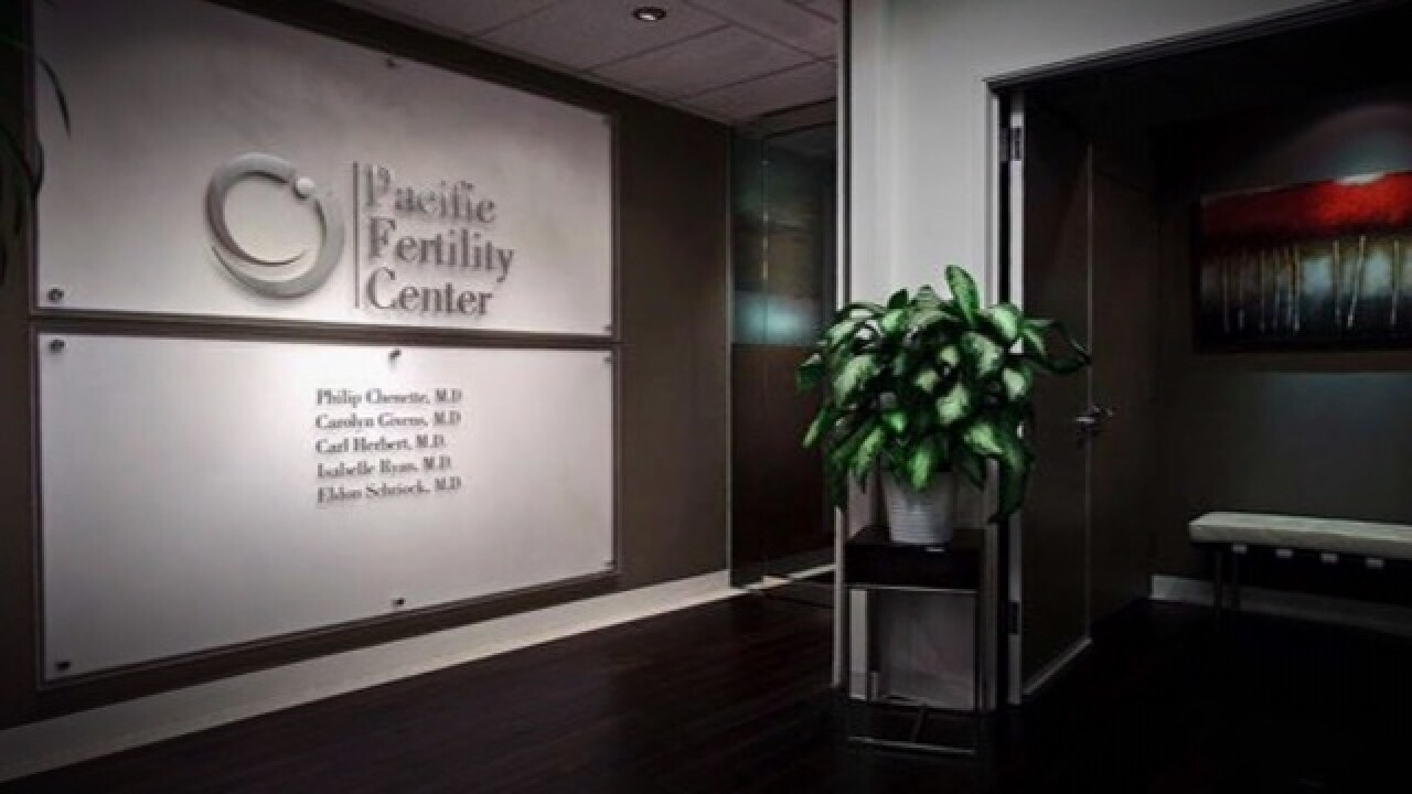 Fertility clinic mishaps leave embryos in doubt