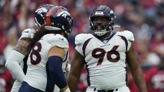Shelby Harris believes Broncos can 'shock the world'