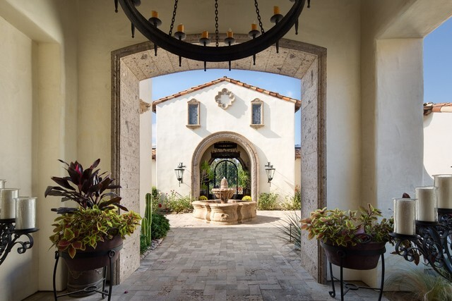 North San Diego County home features saloon, six-shooter doors