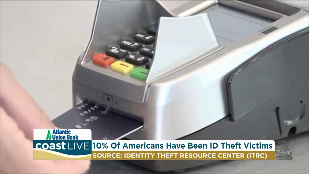 Tips for before and after you are targeted for identity theft on CoastLive