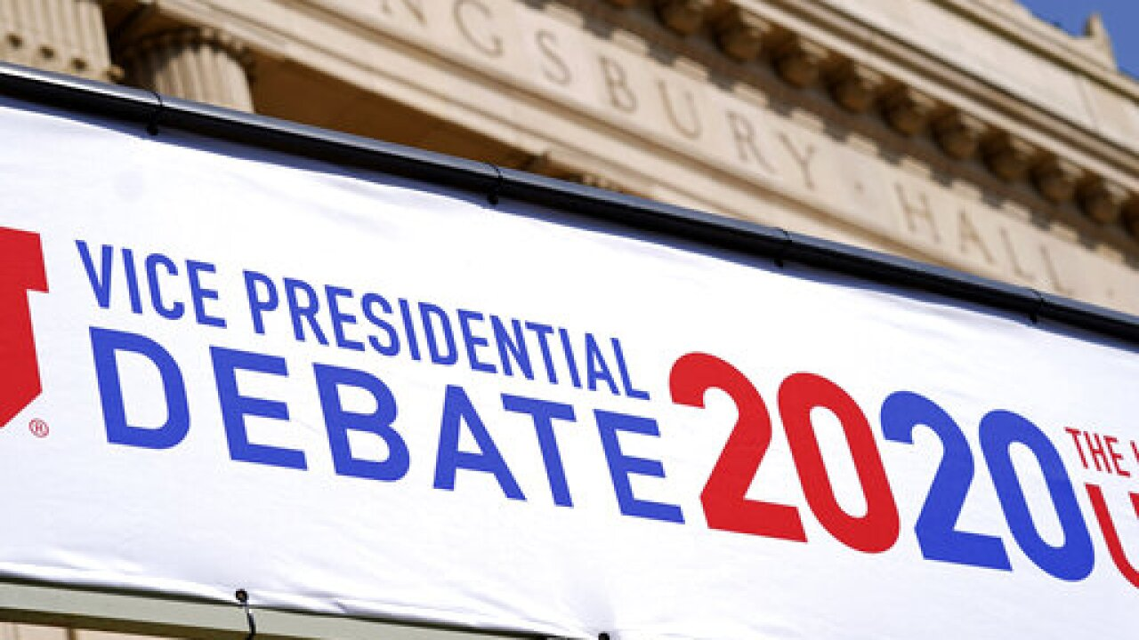 Plexiglas to be installed between VP candidates at debate due to coronavirus fears