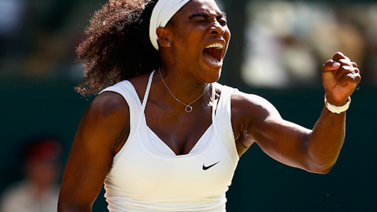 Serena Williams confirms she is pregnant in Instagram post