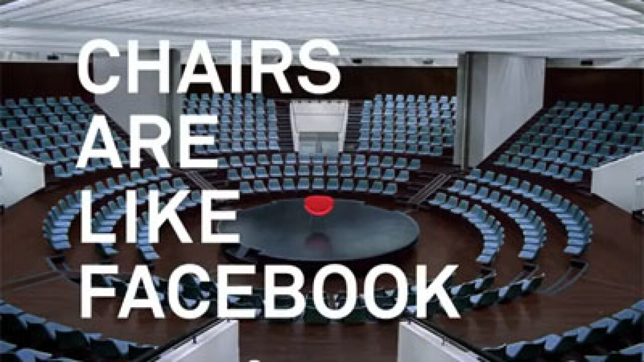 Video: Facebook's first ad campaign