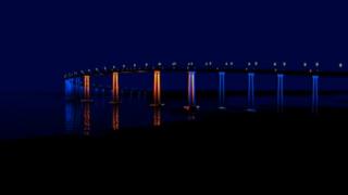 Coronado Bridge lighting