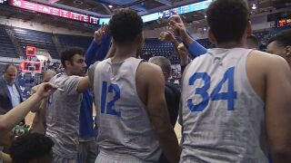 Falcons fall at Boise State, 74-57