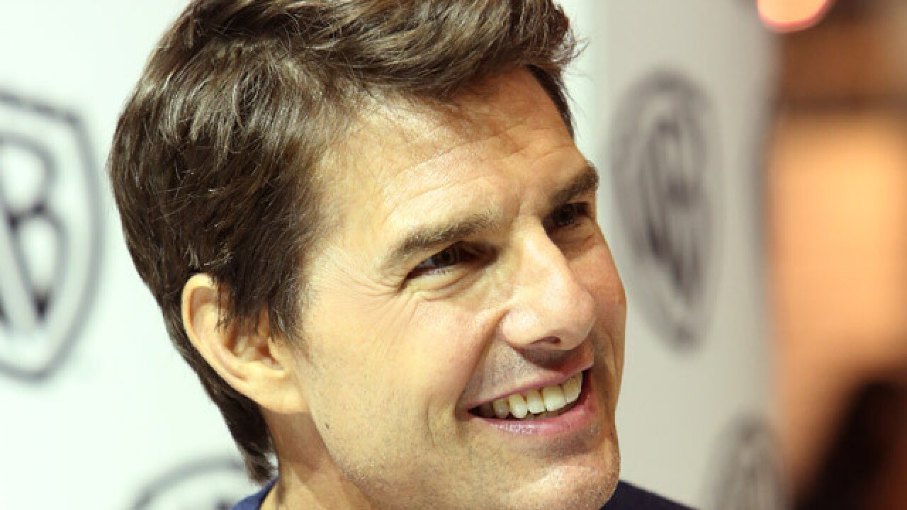 Tom Cruise reveals 'Top Gun' sequel title, promises same tone