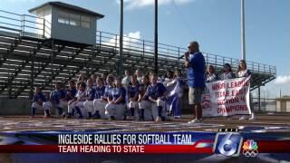 Ingleside softball team claims regional title