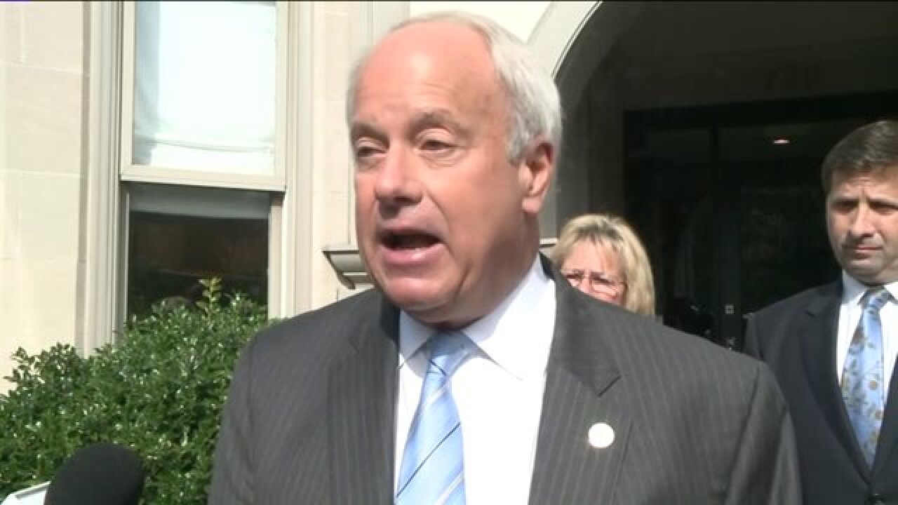 Virginia Beach Mayor Will Sessoms charged with conflict of interest