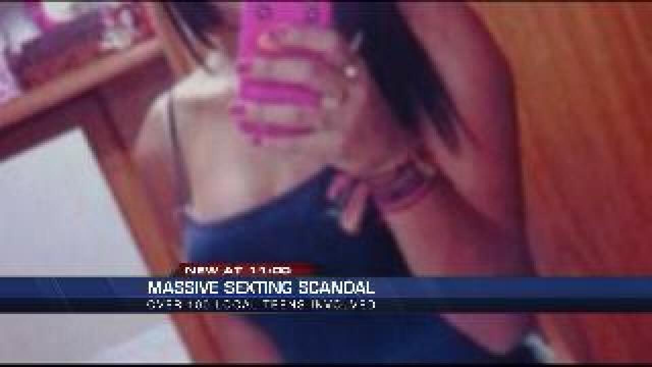 Teen sexting investigation spans six Va. counties