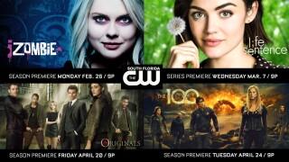 The CW Announces Mid-Season PremiereDates