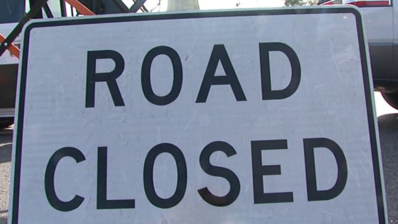 San Diego motorists face weekend closures